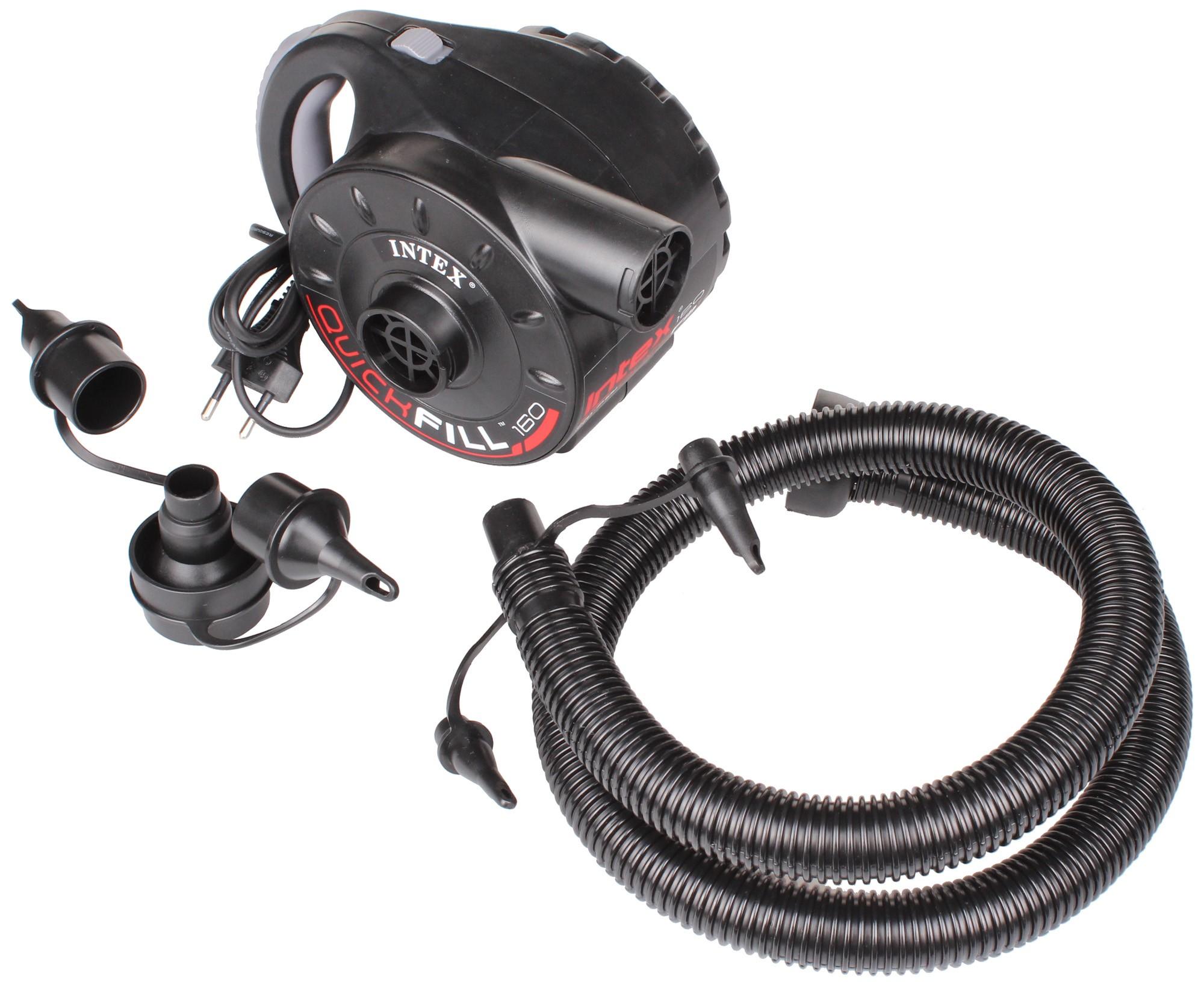 Pompa de aer electrica,3 adaptoare, maner egonomic, alimentare priza 220V