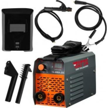 Aparat de sudura, tip invertor, Electrod 1.6-3.2 mm, afisaj digital, protectie termica, TA-MMA-200