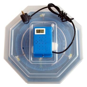 Incubator electric Cleo 5DTH cu termometru si intoarcere