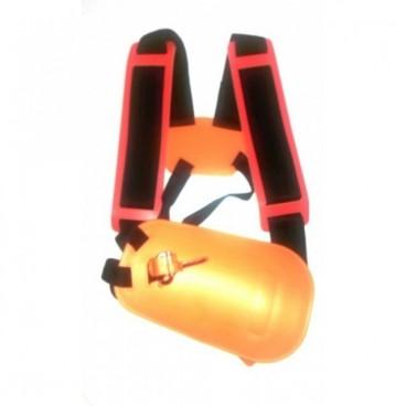 Ham sustinere motocoasa portocaliu