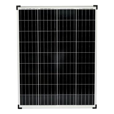 Panou solar fotovoltaic, 100 W, monocristalin, 1010 X 540 X 30 mm