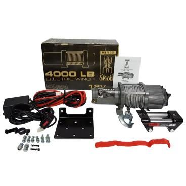 TROLIU VINCI ELECTRIC 12V PENTRU QUAD ATV BARCI, RQ4000, 4000 Lbs